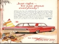 1962 Ford Fairlane 500 Ad