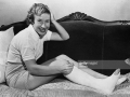 Maureen Connolly Training for Comeback - 1954