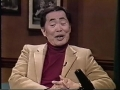 Conan OBrien with George Takei of Star Trek 1994 part 1 of 2