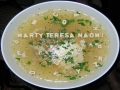 Chicken Soup For Marty Teresa and Naomi