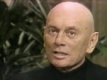 Yul Brynner anti smoking PSA