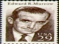 Edward R Murrow Stamp Controversy