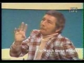 Richard Dawson Cheered For No Apparent Reason