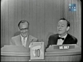 Benny Goodman on Whats My Line