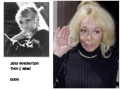 Joey Heatherton Then and Now....Ouch !