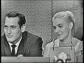 Paul Newman and Joanne Woodward on Whats My Line