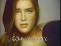 Brooke Shields for Calvin Klein 1980
