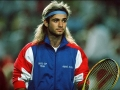 Andre Agassi and the Wig