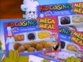 Kid Cuisine Mega Meal 1990s