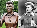 Awful Lucille Ball Statue has Fans in Uproar