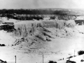 Ice-Covered Niagara Falls - 1911