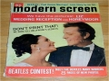 Modern Screen Magazine  60s