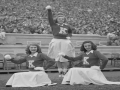 University of Kentucky Cheerleaders - 1949