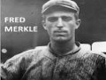 Fred Merkle - Baseball Goat
