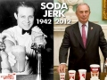 Soda Jerk Then and Now