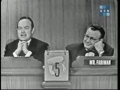 Bob Hope on Whats My Line 1958