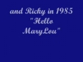 REMEMBERING RICKY NELSON