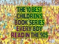 10 best books Boys have read in the 90s