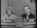 Audrey Meadows on Whats My Line