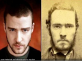 Celebrity Look Alikes From History