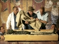 Corpse of King Tut