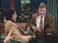 Conan OBrien with George Takei of Star Trek 1994 part 2 of 2