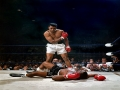 Ali-Liston Phantom Punch Fight - 1965