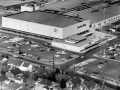 Aerial view of Stix Baer and Fuller at River Roads Mall - 1962