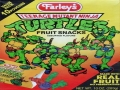 Farleys Teenage Muntant Ninja Turtles Snacks 1990