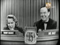 Terry Moore on Whats My Line