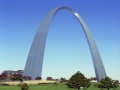 1981 - Sunny Skies at the Gateway Arch