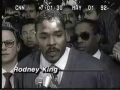 Can we all get along- Rodney King