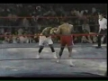 George Foreman Thrashes Joe Frazier