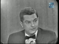Harry Belafonte on Whats My Line 1958
