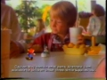 1990  Mc Donalds   Happy Meal Commercial