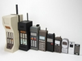 Cellphones Through The Years