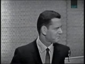 Tony Randall on Whats My Line 1964