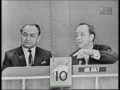Edward G Robinson on Whats My Line 1960