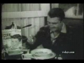 George Reeves at Home with Kelloggs