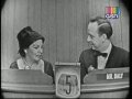 Martha Raye on Whats My Line