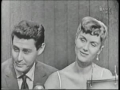 Debbie Reynolds and Eddie Fisher on Whats My Line