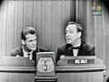 Frank Gifford on Whats My Line