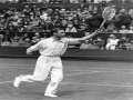 Future King Plays Wimbledon Doubles - 1926