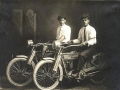 William Harley and Arthur Davidson 1914