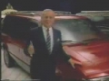 1984 Lee Iacocca Chrysler commercial