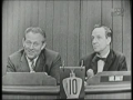 Art Linkletter on Whats My Line