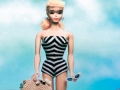 First Barbie Doll