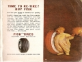 1962 Fisk Tires Ad