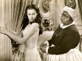 Vivien Leigh and Hattie McDaniel
