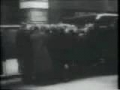 Only Film Clip of Houdini Funeral